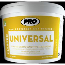Glaistas UNIVERSAL 15kg