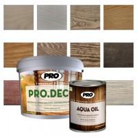 Medienos dekoravimo, apsaugos priemonės