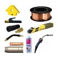 Suvirinimo įrankiai, medžiagos